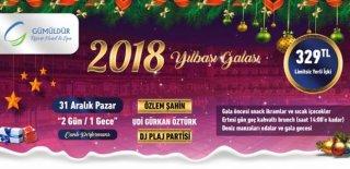 2018 Yılbaşı Programı İzmir Gümüldür Resort Hotel Özlem Şahin Konseri