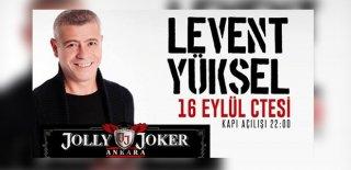 2018 Yılbaşı Programı Jolly Joker Ankara Levent Yüksel Konseri