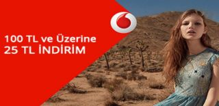 2018 Vodafone Koton Yılbaşı Kampanyası