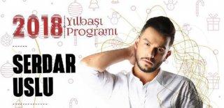 2018 Yılbaşı Programı Bursa Manşet Meyhane Serdar Uslu Konseri