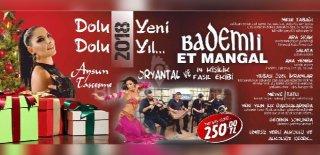 2018 Yılbaşı Programı Bursa Bademli Et Mangal Aysun Taşçeşme Konseri