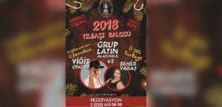 2018 Yılbaşı Programı İzmir Birlik Hotel Grup Latin Alaturka Konseri