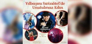 2018 Yılbaşı Programı İzmir Swissôtel Büyük Efes Ayhan Sicimoğlu Konseri