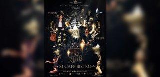 2018 Yılbaşı Programı Bursa X1 Resto Bar Yeliz Aydoğan Konseri