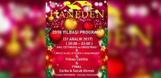 2018 Yılbaşı Programı Bursa Haneden Anıl Çetinkaya Konseri