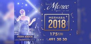 2018 Yılbaşı Programı Ankara Hotel Monec Figen Biricik Konseri