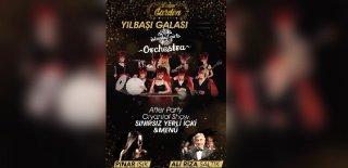 2018 Yılbaşı Programı Eskişehir Lidya Otel Pınar Işık Konseri