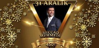 2018 Yılbaşı Programı Kıbrıs Salamis Bay Conti Hotel Seccad Mehmedi Konseri