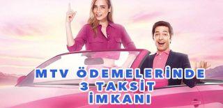 Maximum Kart MTV Ödeme Kampanyası Ocak 2018