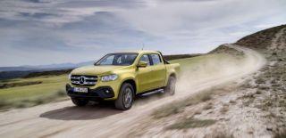 Mercedes X Class Özellikleri ve Fiyatı