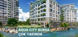 Sinpaş Kent Yatırımları Bursa Sinpaş Aqua City Bursa Projesi ve Fiyat Listesi
