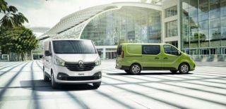 Renault Master ve Trafic Yüzde Sıfır Faiz Kampanyası