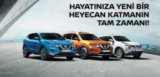 Nissan 40 Bin TL Kredi Kampanyası