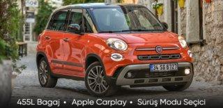 Fiat 500L Dizel Otomatik İndirim Kampanyası
