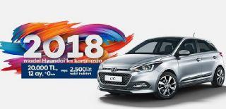 Hyundai i20 Kredi ve İndirim Kampanyası