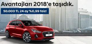 Hyundai i30 Kredi Kampanyası