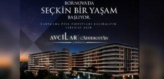 Avcılar İnşaat İzmir Cadde Bostan Bornova Projesi ve Fiyat Listesi