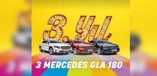Özdilek Park AVM Mercedes Çekilişi