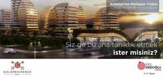 EKŞ Holding Gold Residence Emek Projesi ve Fiyat Listesi