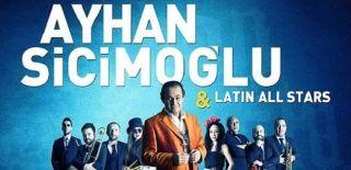 14 Şubat 2018 Sevgililer Günü CRR Konser Salonu Ayhan Sicimoğlu & Latin All Stars Konseri