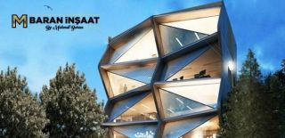 Mahmut Baran İnşaat Loca Office Projesi ve Fiyat Listesi