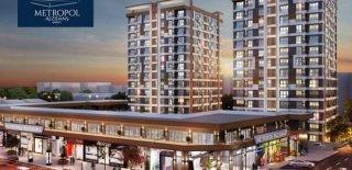 Atasay Pırlanta Metropol Rezidans Projesi ve Fiyat Listesi