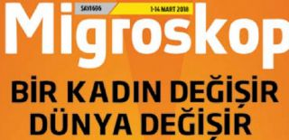 1 Mart - 14 Mart 2018 Migroskop Aktüel ve Migros Kampanyalı İndirim Kataloğu
