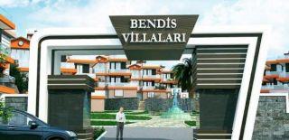 İkan İnşaat - Aras İnşaat Bendis Villaları Projesi ve Fiyat Listesi