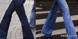 İspanyol Paça Pantolon Trendi