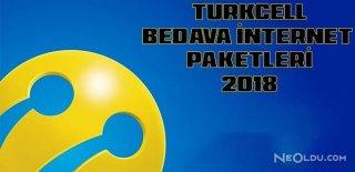 Turkcell Bedava İnternet Paketleri 2018