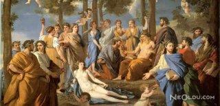 Yunan Tanrılarının İsimleri Nelerdir?