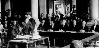 Sevr Antlaşması Nedir & Maddeleri Nelerdir?