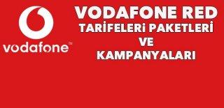 Vodafone Tarifeleri, Paketleri &  Kampanyaları