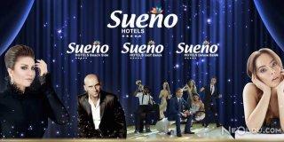 2018 Sueno Deluxe Belek Konser Tarihleri
