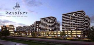 Downtown Bursa Fiyat Listesi ve Projesi