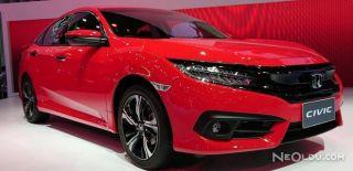 İşte Karşınızda Yeni Honda Civic!