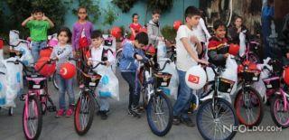Murat Ülker Yetim Çocukları Unutmadı