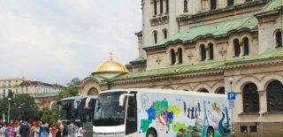 Otobüsle Avrupa Turu ve Seyahat Rotaları