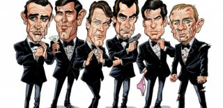 James Bond Karakterini Canlandıran En İyi 20 Oyuncu