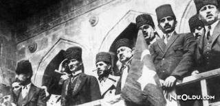 Türkiye Büyük Millet Meclisi'nin Açılışı