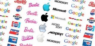 Dünyaca Ünlü 10 Markanın Logo Evrimi!