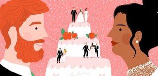 2018 Yılında Evlenen Dünyaca Ünlü 20 Çift