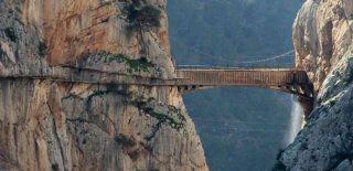 Dünya'nın En Tehlikeli Yolu - El Caminito del Rey