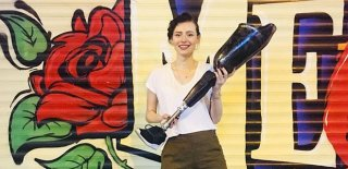 Demir Kadın; 'Neslican Tay' Dünyanın En Güzel ve Güçlü Kadını!