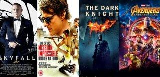 En İyi Aksiyon Filmleri - Mutlaka İzlemeniz Gereken 30 Aksiyon Filmi