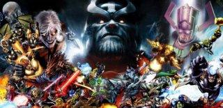 Marvel Dünyasının En Güçlü 15 Karakteri