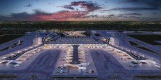 İstanbul Havalimanı Nerede, Nasıl Gidilir? Yeni Havalimanı Otobüs ve Metro Seferleri
