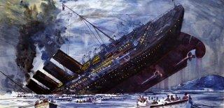 Titanik Gemisi Hakkında İlginç ve Korkunç Hikayeler