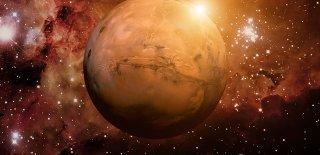 Mars'ta Bulunan Tuzlu Su Yaşam Belirtisi Mi?