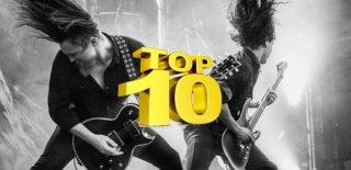 Rock and Roll'un En İyi 10 Şarkısı